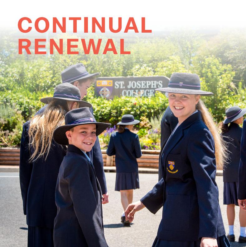 Continual Renewal