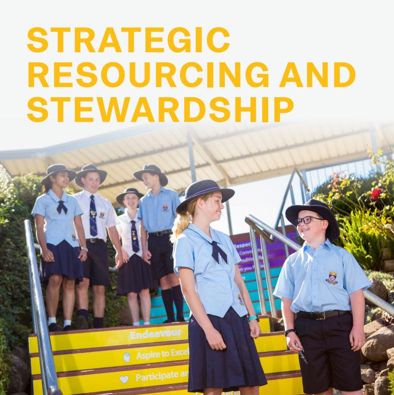 Strategic Resrouce and Stewardship